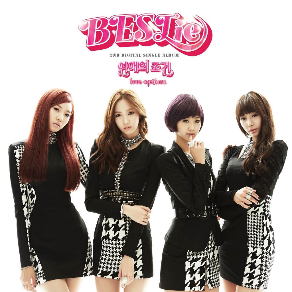 BESTie – Love Options (연애의 조건) – popgasa kpop lyrics