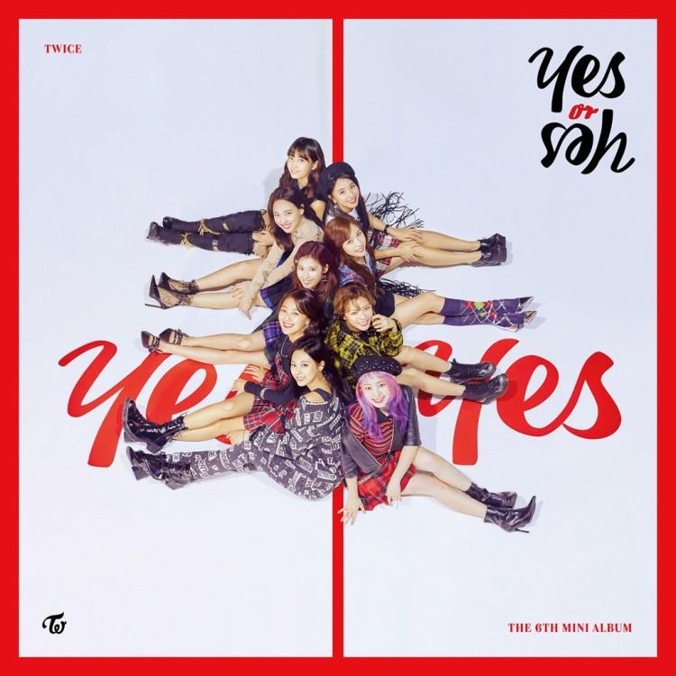 TWICE – YES or YES – popgasa kpop lyrics
