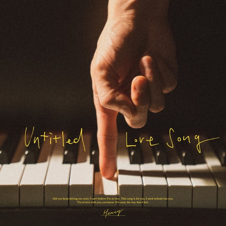 Henry – Untitled Love Song (제목 없는 Love Song) – popgasa