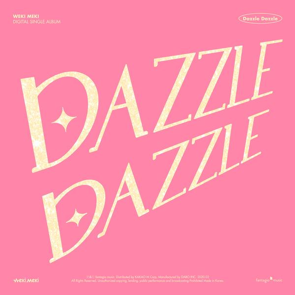 Weki Meki Dazzle Dazzle Popgasa Kpop Lyrics